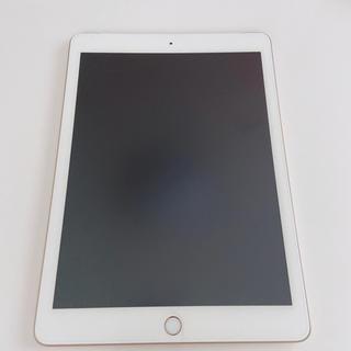 Apple - iPad5 ゴールド 32GB