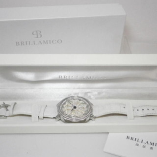 ブリラミコ時計(腕時計(アナログ))