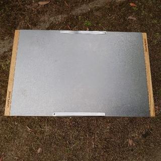 ユニフレーム(UNIFLAME)のvanちゃん様専用 ユニフレーム 焚き火テーブル(テーブル/チェア)