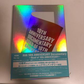 AAA - AAA 10thANNIVERSARY Documentary ~Road of