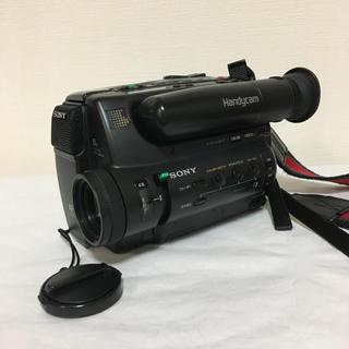 ソニー(SONY)のSONY ビデオカメラレコーダー CCD-TR55(ビデオカメラ)