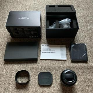 フジフイルム(富士フイルム)の傷汚れほぼなし Fujifilm XF35mm F1.4 R おまけ付(レンズ(単焦点))
