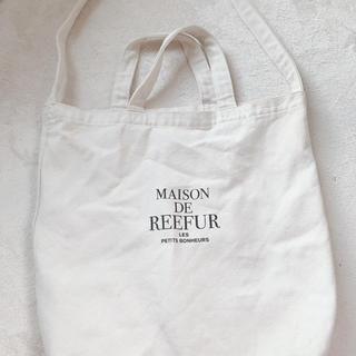 Maison de Reefur - メゾンドリーファー トートバック
