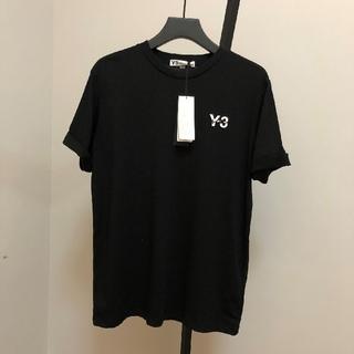 Y-3 - 人気!Y-3 M ゆるコーデ メンズ Tシャツ 黒