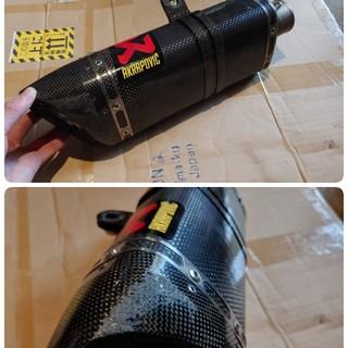 アクラポビッチ フルエキ MT09 XSR900 トレーサー マフラー(パーツ)