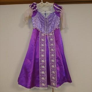 ディズニー(Disney)のビビディバビディブティック ラプンツェル 110 ドレス(ドレス/フォーマル)