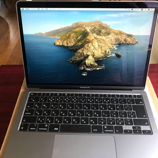 マック(Mac (Apple))の新しいMacBook Air(ノートPC)