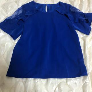 セシルマクビー(CECIL McBEE)のCECILMcBEE 新品トップス(シャツ/ブラウス(半袖/袖なし))
