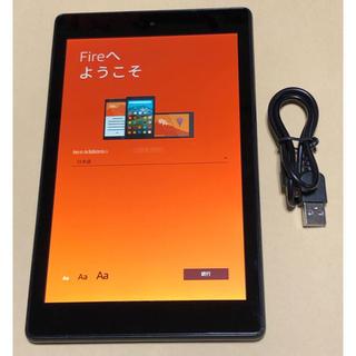 アンドロイド(ANDROID)のAmazon Fire  HD 8 16GB(タブレット)