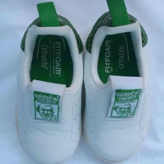 アディダス(adidas)のスタンスミス ベビーシューズ(スニーカー)