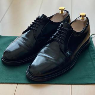 オールデン(Alden)のジャランスリワヤ 外羽式プレーントゥ 黒 9(ドレス/ビジネス)