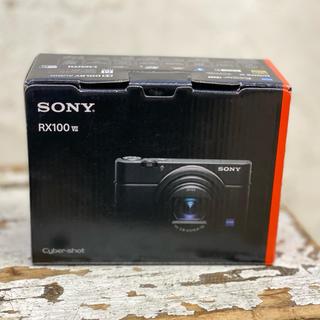 ソニー(SONY)の【新同品】SONY RX100M7  (コンパクトデジタルカメラ)