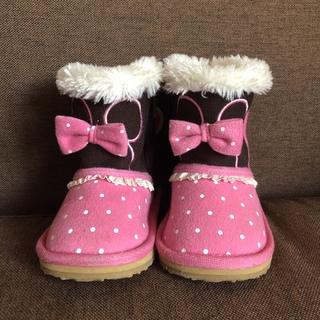 ミニーちゃんブーツ(ブーツ)