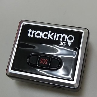 小型GPS TRACKIMO(トラッキモ)(TRKM010)(セキュリティ)