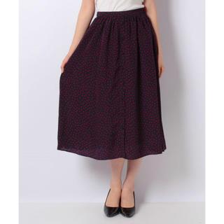 アナイ(ANAYI)のアルアバイル ドットスカート(ひざ丈スカート)