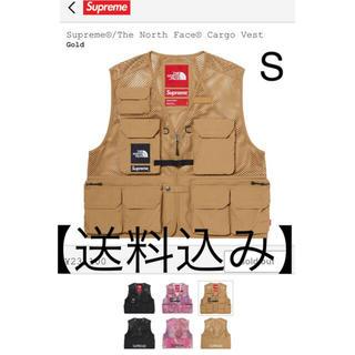 Supreme - Supreme/The North Face Cargo Vest Gold S
