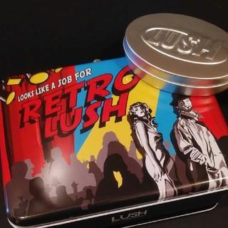 ラッシュ(LUSH)のLUSH 缶セット(その他)