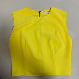 アリスアンドオリビア(Alice+Olivia)のアリスオリビア トップス(Tシャツ(半袖/袖なし))
