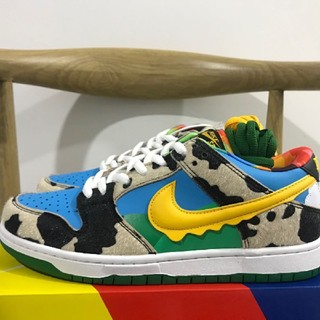 NIKE - 27.5cm Nike Dunk Low Ben Jerry's SB