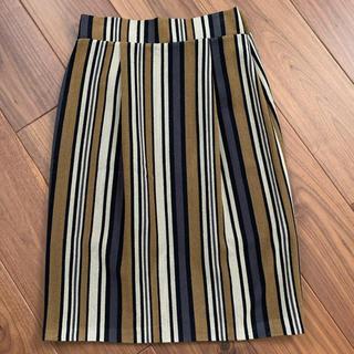 シップス(SHIPS)のタイトスカート(ひざ丈スカート)