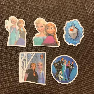 ディズニー(Disney)のシール アナと雪の女王 防水(シール)