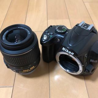 Nikon - 一眼レフカメラ  Nikon D5000