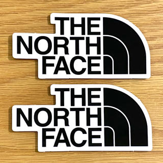 ザノースフェイス(THE NORTH FACE)のノースフェイス ノベルティー ステッカー 2枚(その他)