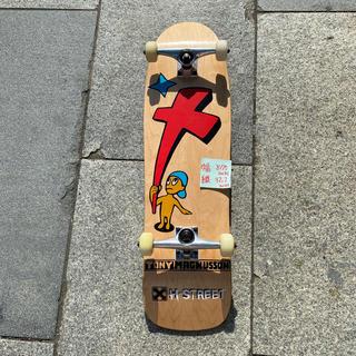 インディペンデント(INDEPENDENT)のスケボーコンプリートH-street1999年代新品定価29999(スケートボード)