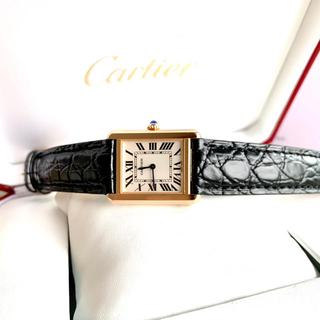 Cartier - 専用 大幅値下❣️カルティエ タンクソロ SM K18PG ピンクゴールド