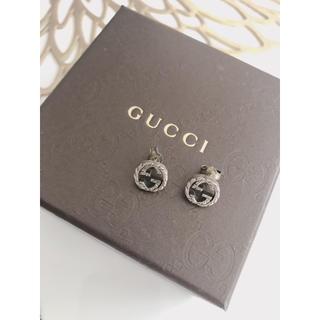 グッチ(Gucci)のGUCCIピアス(ピアス(両耳用))