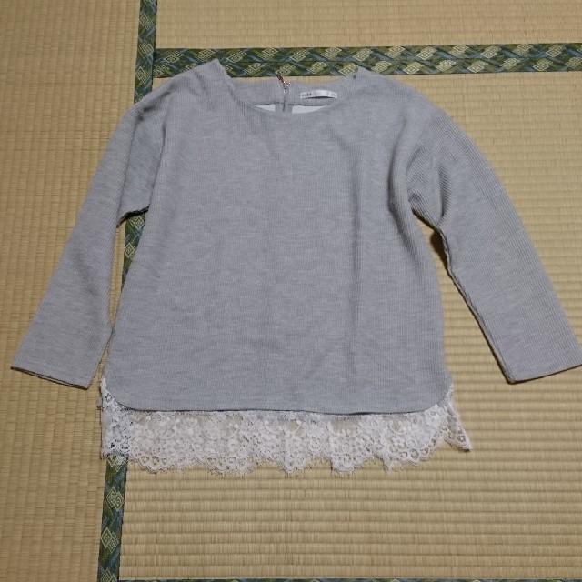 ikka(イッカ)のikka トップス レディースのトップス(カットソー(長袖/七分))の商品写真