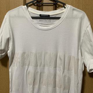 バルマン(BALMAIN)のBALMAIN 2016AW #BALMAINWORLD 半袖 Tシャツ XS(Tシャツ/カットソー(半袖/袖なし))