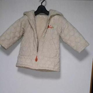 キッズ アウター フード付き かわいい 女の子 95㎝ 子供服(ジャケット/上着)