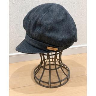 BURBERRY BLUE LABEL - ブルーレーベル キャスケット帽子