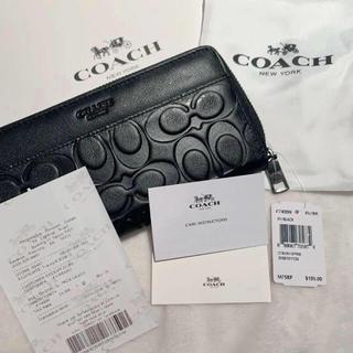 COACH - 正規品 コーチ 長財布