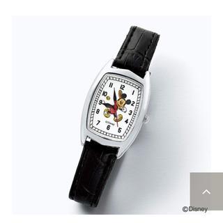 ディズニー(Disney)のミッキーマウスヴィンテージ調腕時計(腕時計)