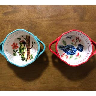アンソロポロジー(Anthropologie)のアンソロポロジー ナタリーレテ ココット皿 ペア(食器)