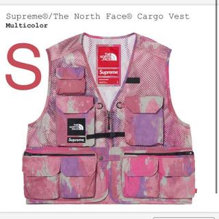 シュプリーム(Supreme)のS Supreme The North Face Cargo Vest ベスト(ベスト)
