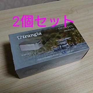 【最終値下げ】トランギア メスティン TR-210(持ち手色黒)2個セット(調理器具)