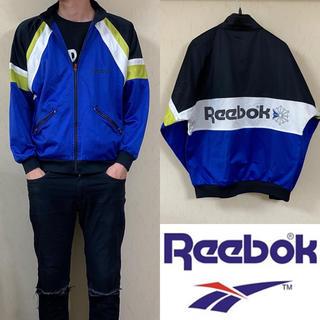 Reebok - 90's Reebok リーボック ジャージ ナイロンジャケット ベクター