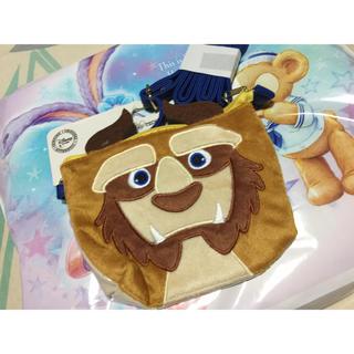 ディズニー(Disney)の美女と野獣 野獣 スマホ ポシェット(モバイルケース/カバー)