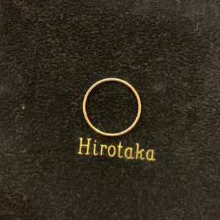 ESTNATION - HIROTAKAジュエリー リング