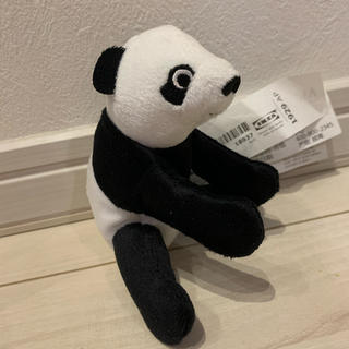 イケア(IKEA)の🧸IKEA ミニパンダ(ぬいぐるみ/人形)