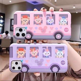 ディズニー(Disney)のディズニー  ダッフィー&フレンズ iPhoneX/XS/XR(iPhoneケース)