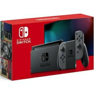 Nintendo Switch - Nintendo Switch グレー 本体 新品 ニンテンドー スイッチ