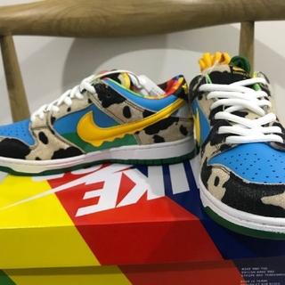 NIKE - 27cm Nike Dunk Low Ben Jerry's SB