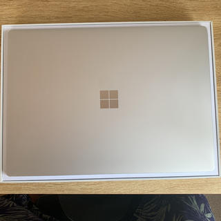 Microsoft - Microsoft surface  laptop3 新品未使用 15インチ