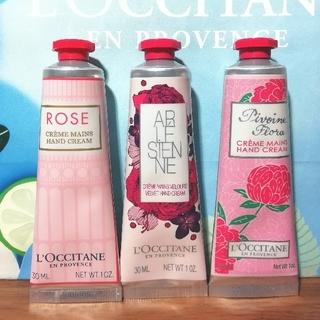 L'OCCITANE - 未使用☆ロクシタン フローラルハンドクリームセット