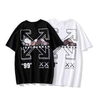 OFF-WHITE - off-white  Tシャツ   XXO-2090-37