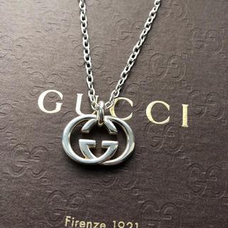 Gucci - 正規品 GUCCI グッチ ネックレス シルバー925